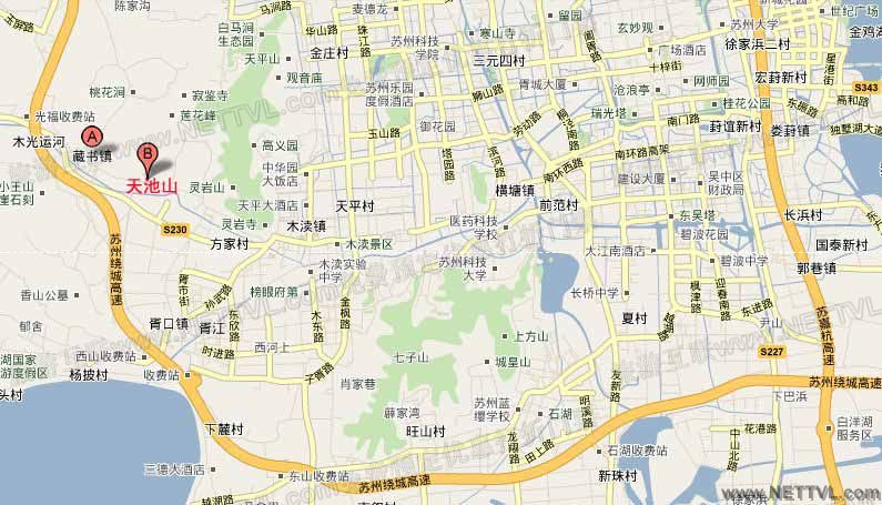 山东火车铁路交通地图