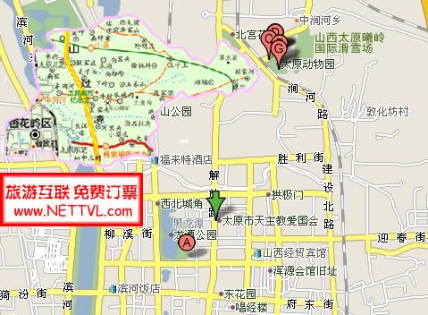 南昌新动物园乘车路线