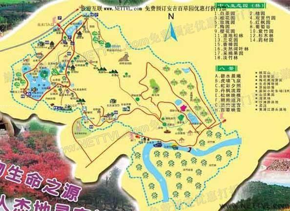 杭州各大高校手绘地图