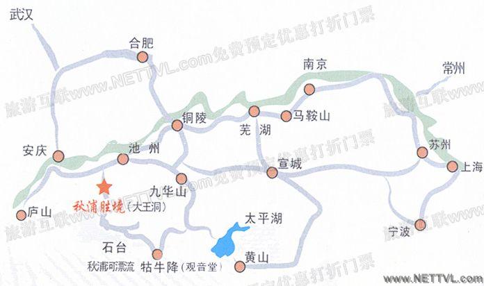 儿童手绘地图 苏州河