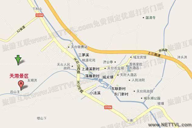 上海去浙江义乌地图