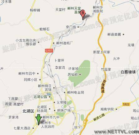 首页 旅游地图 景点交通图 湖南旅游地图 天堂温泉地图       郴州