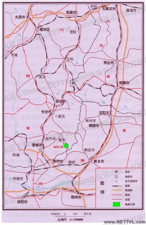 黄围红叶既有北京香山红叶的气派堂皇之势,又属陵川红叶层林尽染的