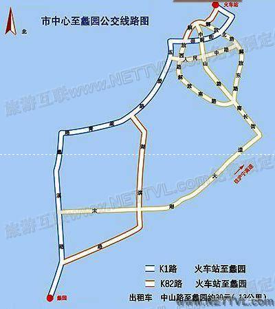 蠡园地图(无锡蠡园交通地图