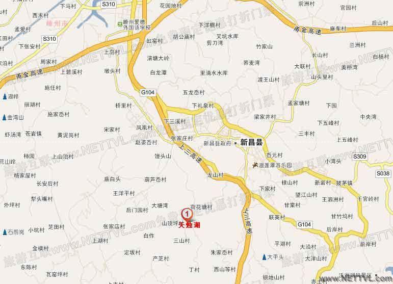 首页 旅游地图 景点交通图 浙江旅游地图 天烛仙境地图   天烛仙境