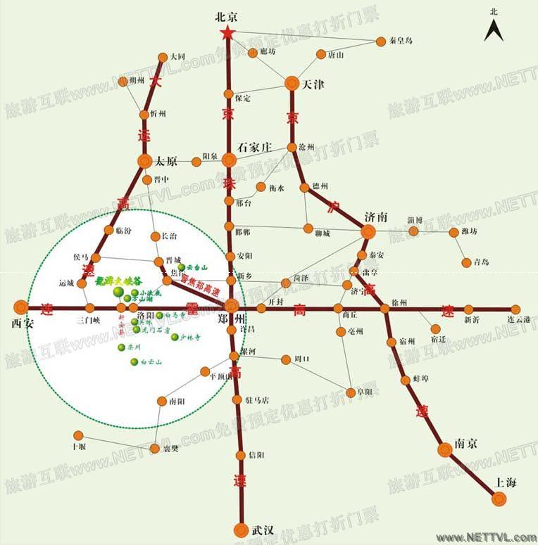 首页 旅游地图 景点交通图 河南旅游地图 焦作云台山地图       云台