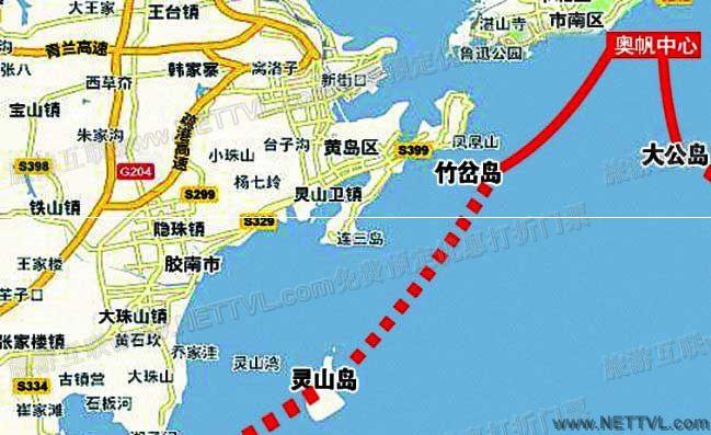 很多在青岛海边享受不到的,在岛上都尽情享受到了.