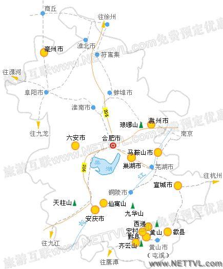 天柱山大峡谷地图(安庆天柱山交通地图