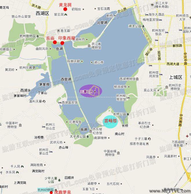 雷峰塔地图