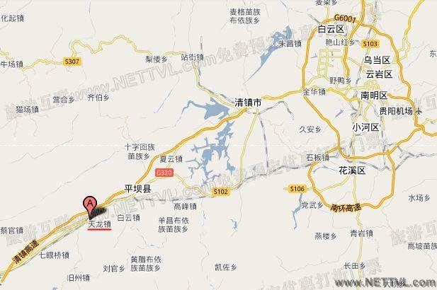 首页 旅游地图 景点交通图 贵州旅游地图 安顺天龙屯堡地图   天龙