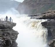 吉縣黃河壺口瀑布