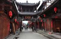 广元昭化古城