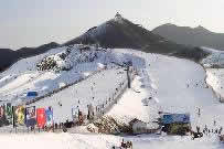 萬榮孤峰山滑雪場