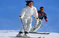 青岛小珠山滑雪场