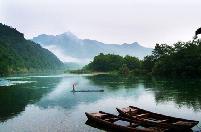 石台县秋浦渔村温泉