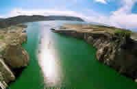 龙羊峡土林地质公园