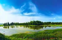 武汉东湖吹笛景区