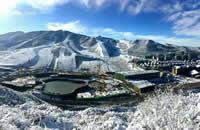 崇禮富龍滑雪場