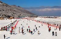 唐山绿洲冰雪大世界