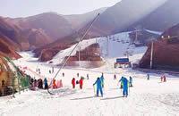兰州凤凰岭滑雪场
