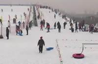 衡水湖閭里滑雪場