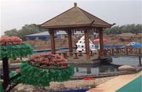 秦皇岛神秘岛温泉嬉水乐园