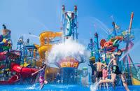 蓬莱欧乐堡水上乐园☆蓬莱欧乐堡水上世界