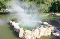 黎城黄崖洞壶山温泉