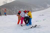 元氏無極山滑雪場