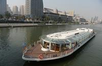 天津海河游船