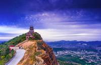 滦县青龙山风景区