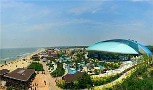 秦皇島漁島海洋溫泉