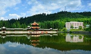 临潭冶力关国家森林公园