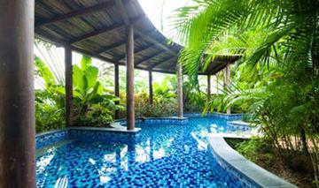 三亞檳榔河溫泉