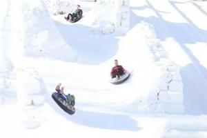 房山昊天公園冰雪嘉年華