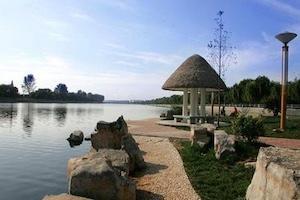 莱阳蚬河公园