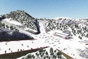桐庐国际滑雪场