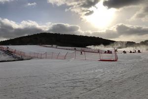 烟台南里滑雪场