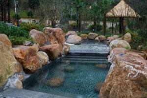 修水修河温泉