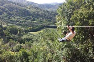 广州飞越丛林
