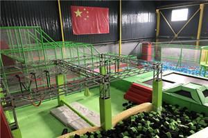運城FLying極限蹦床公園