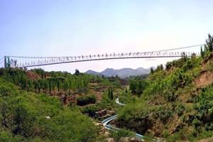 青州王府溪谷漂流