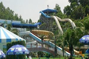 惠州红花湖水上乐园