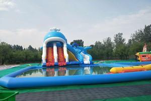鄭州小鯨魚水上樂園
