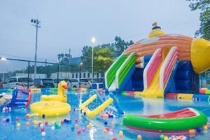 广州奥绅体育公园水上乐园
