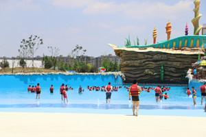 桓台红莲湖885水世界