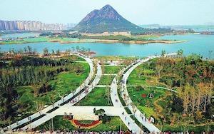 济南华山湖湿地公园