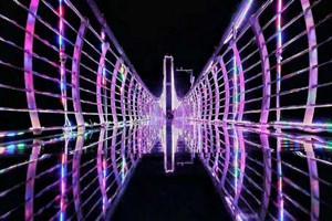 三水南丹山玻璃橋
