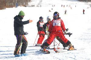 吉林北大湖滑雪場