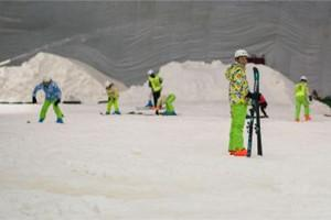 郴州五盖山滑雪场